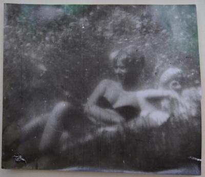 A work of Miroslav Tichy